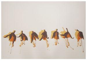 Tany I · serigrafie · 80 x 120 cm 2015