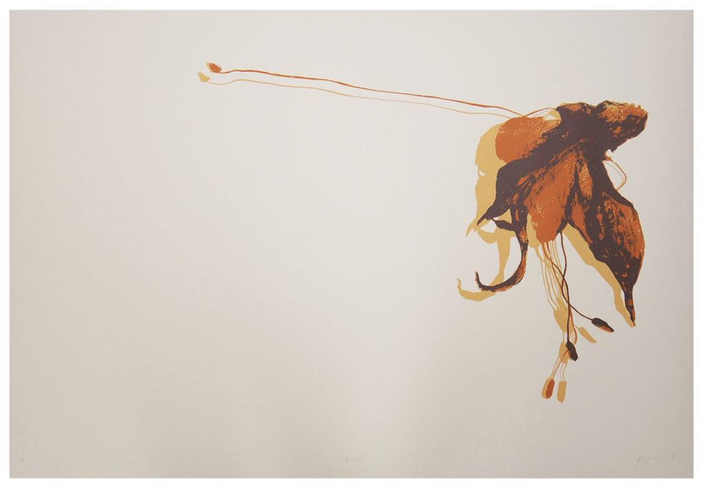 Tany II · serigrafie · 80 x 120 cm 2015