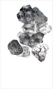 Śląsk · tisk z výšky · 200 x 120 cm 2016