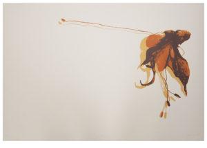 Dance II · serigraphy · 80 x 120 cm 2015